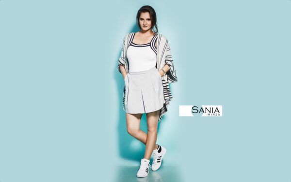Sania Mirza HD Wallpaper