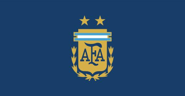 Argentina national football team logo