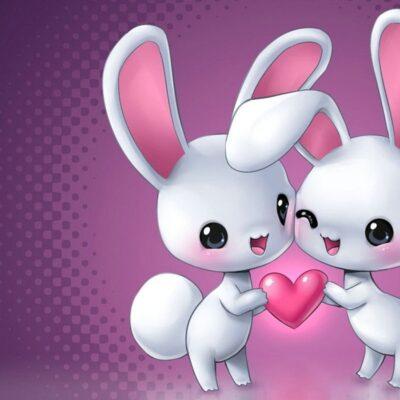 Cute Love HD Wallpaper